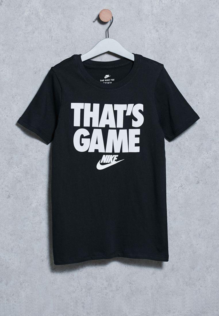 Youth Swoosh T-Shirt