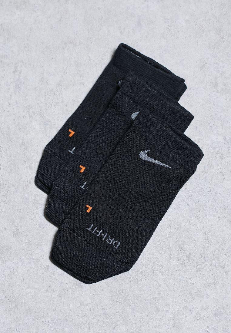 3 Pack Dri-Fit Socks
