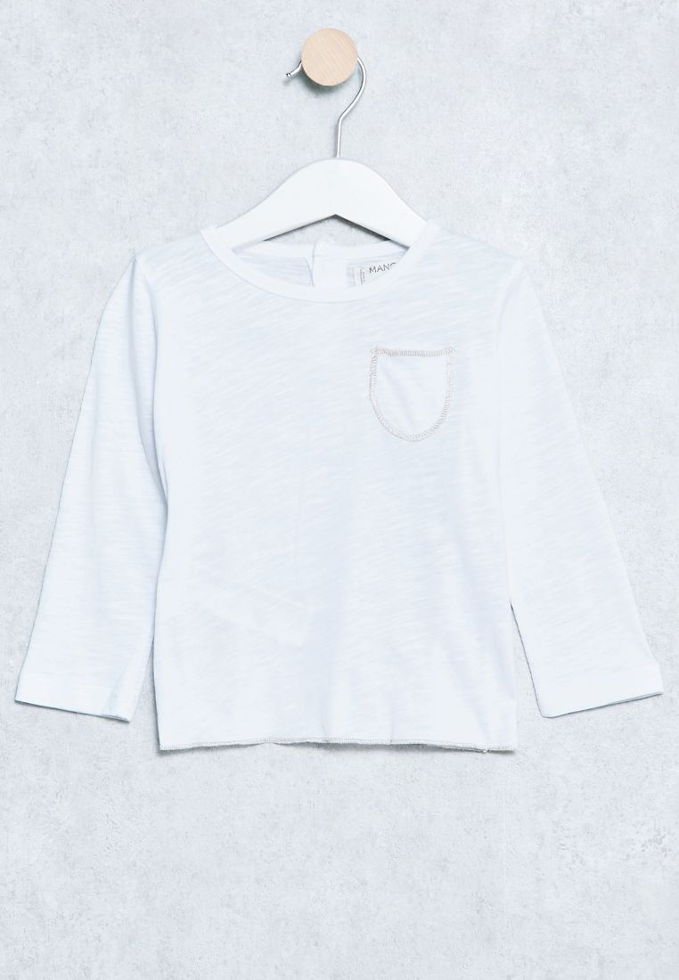 Infant Chest-pocket T-Shirt