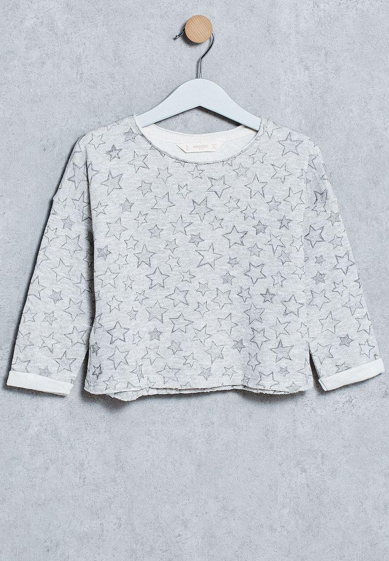 Kids Casual Sweatshirt