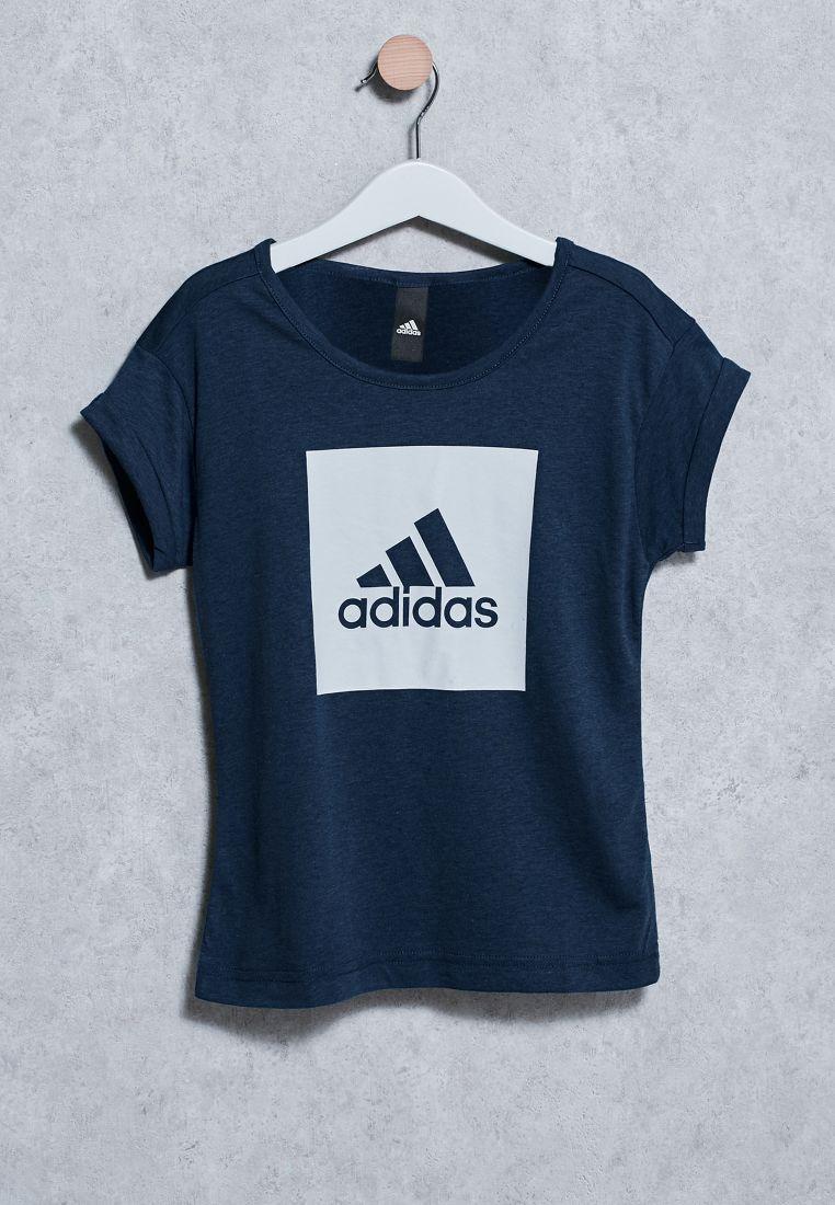 Youth Loose Logo T-Shirt