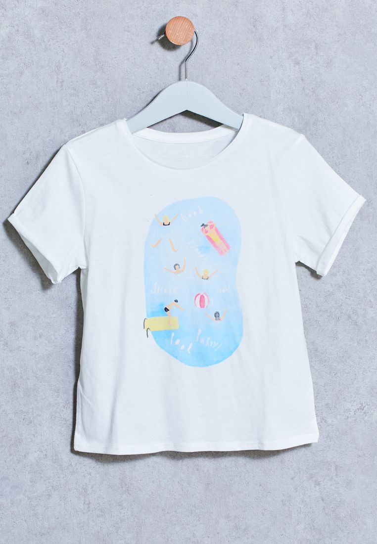 Kids Piscina T-Shirt
