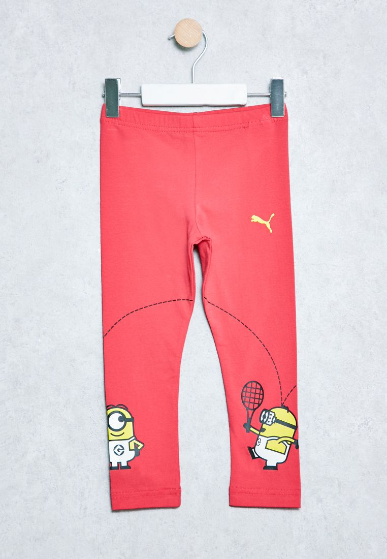 Kids Minions Leggings