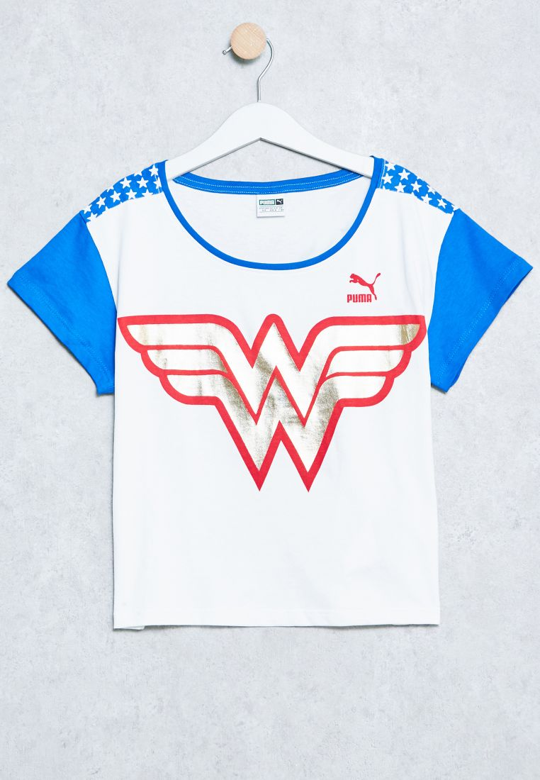 Youth Wonder Women T-Shirt