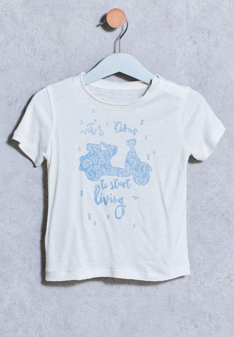 Infant Vespa T-Shirt
