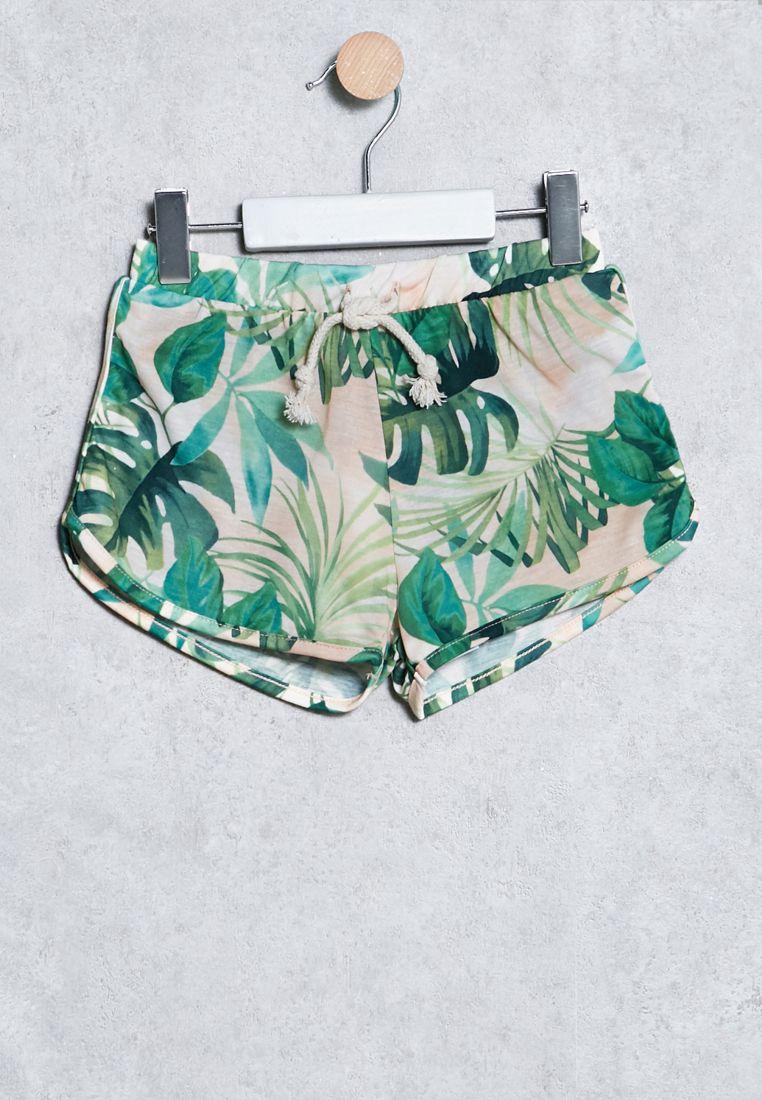 Kids Madeira Shorts