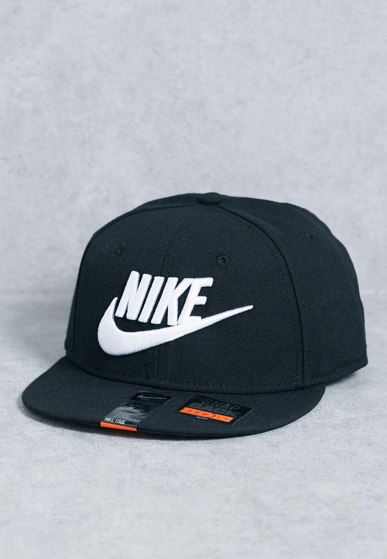 True Snapback Cap