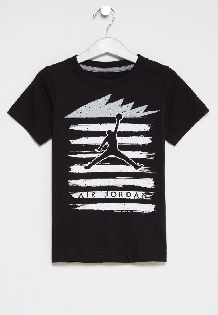 Kids Jordan 5 Stripe T-Shirt