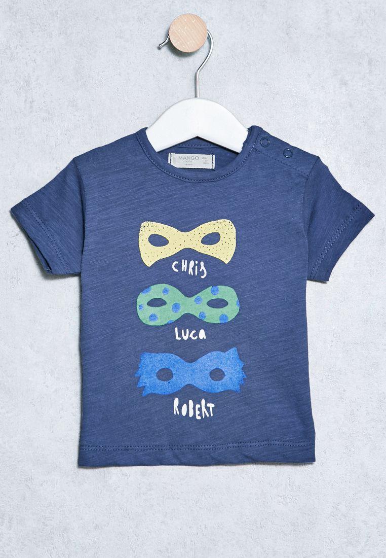 Infant Printed T-Shirt
