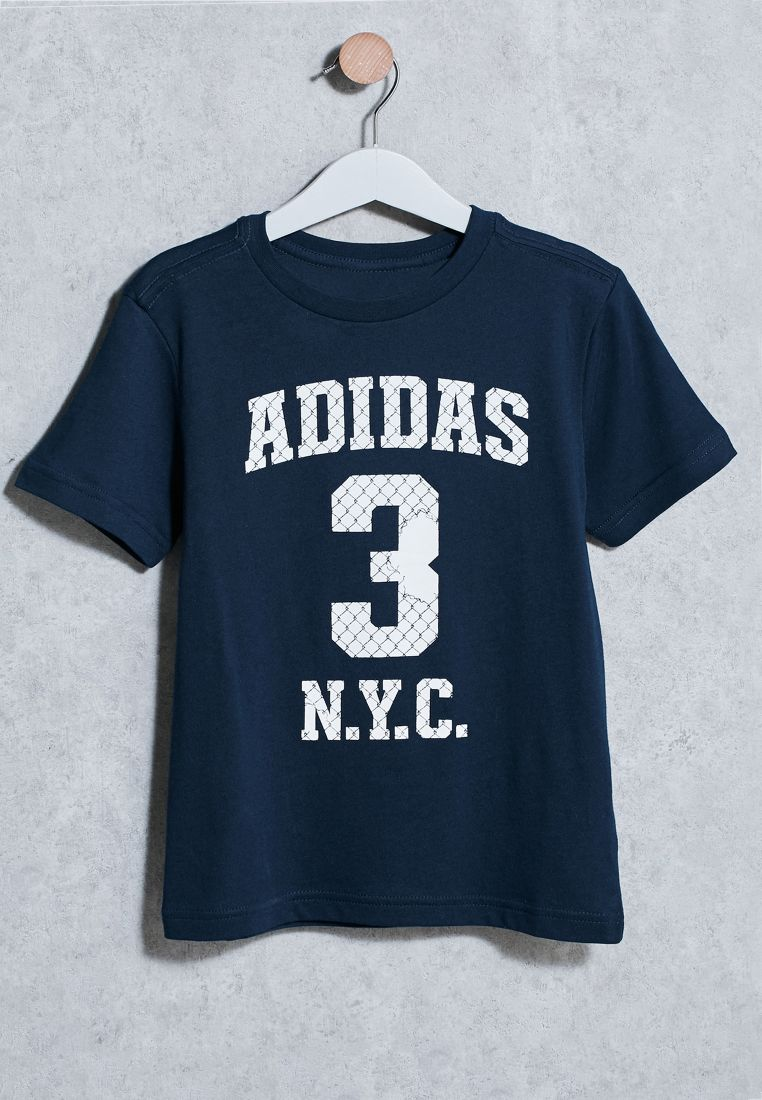 Youth Number T-Shirt