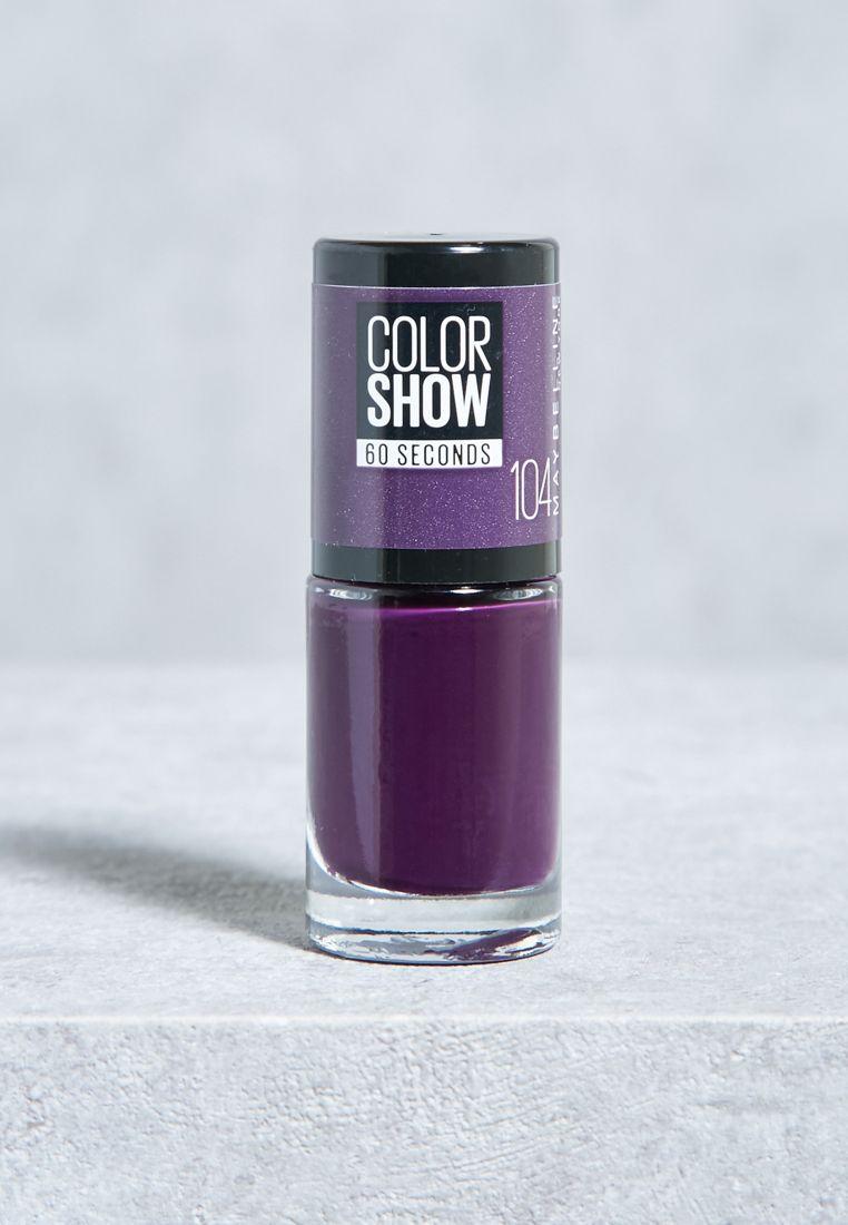 Color Show Nail Polish