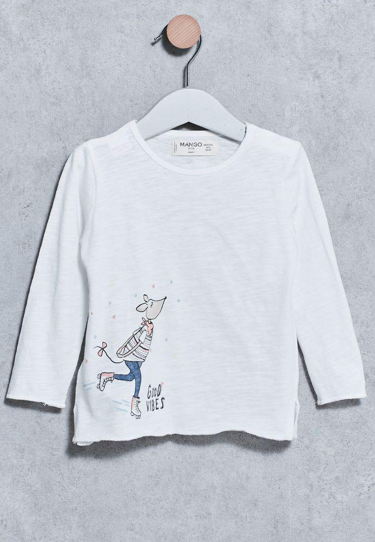 Infant Elena T-Shirt
