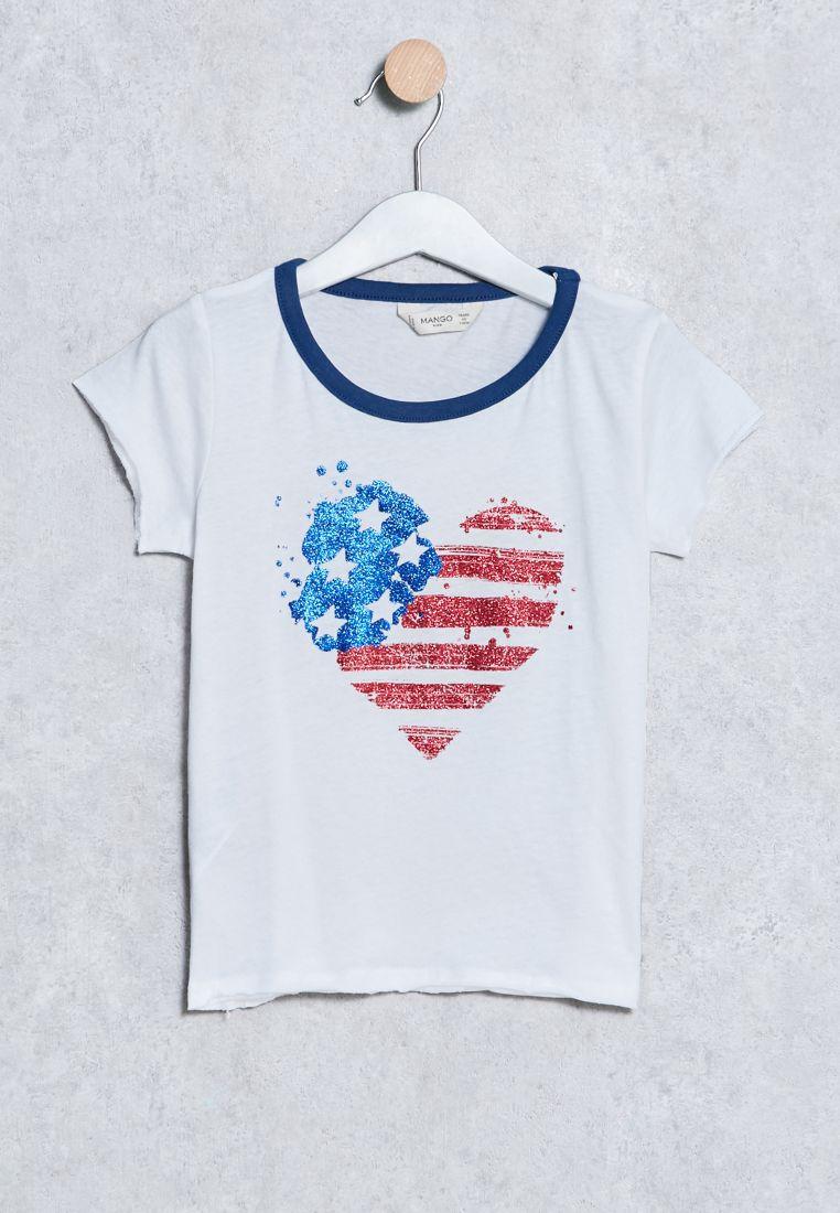 Kids America T-Shirt