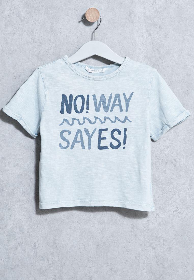 Kids Sayes T-Shirt