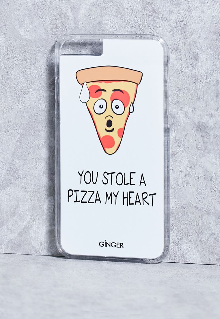 iPhone 6 Pizza Cover