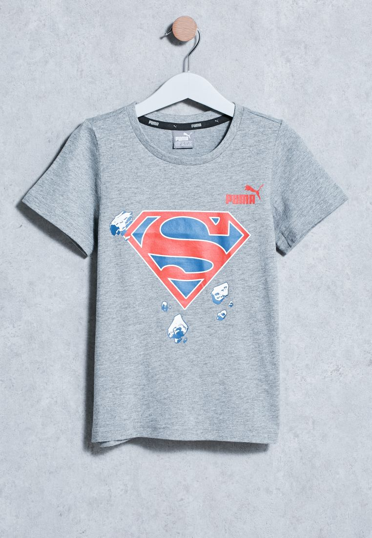 Kids Style Superman T-Shirt