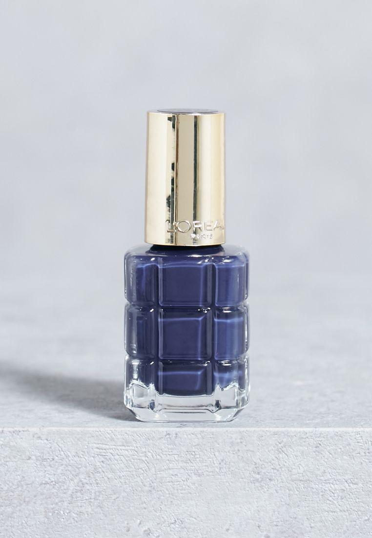 Color Riche Nails + Oil Bleu Royale #668