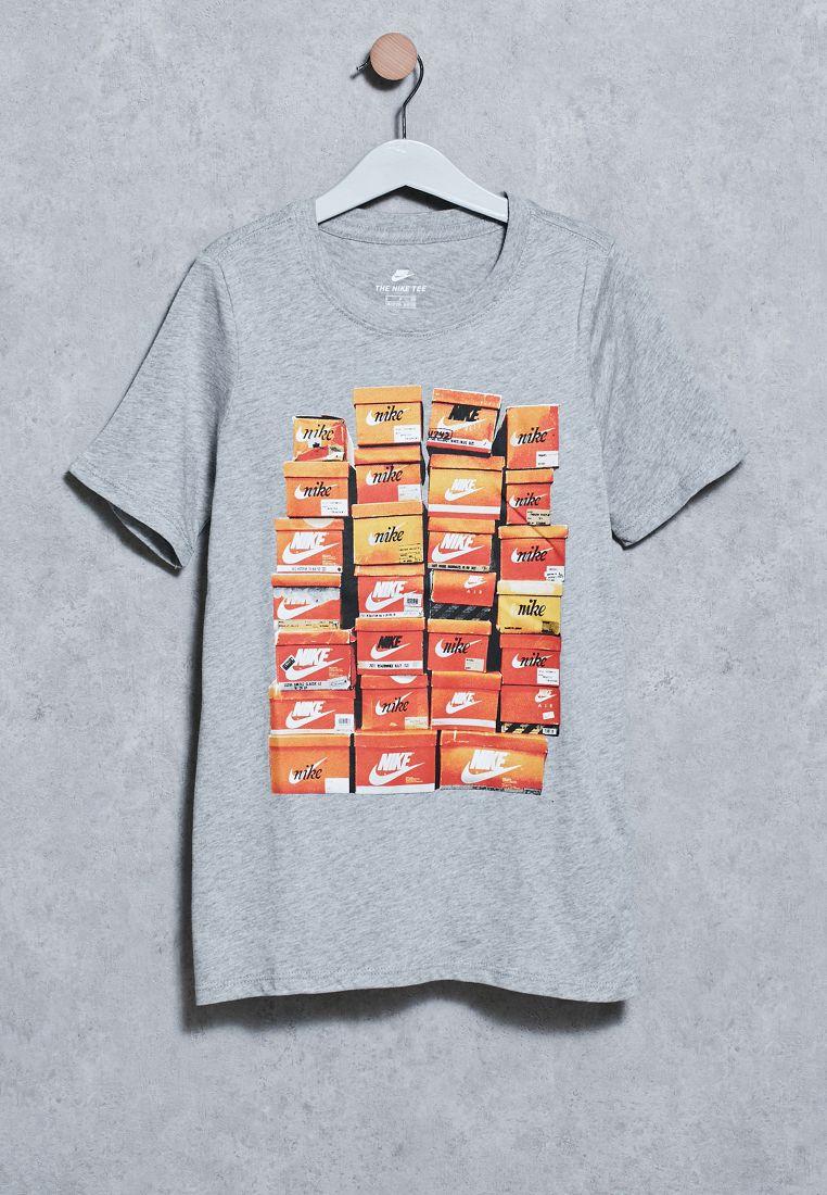 Youth Vintage Shoebox T-Shirt