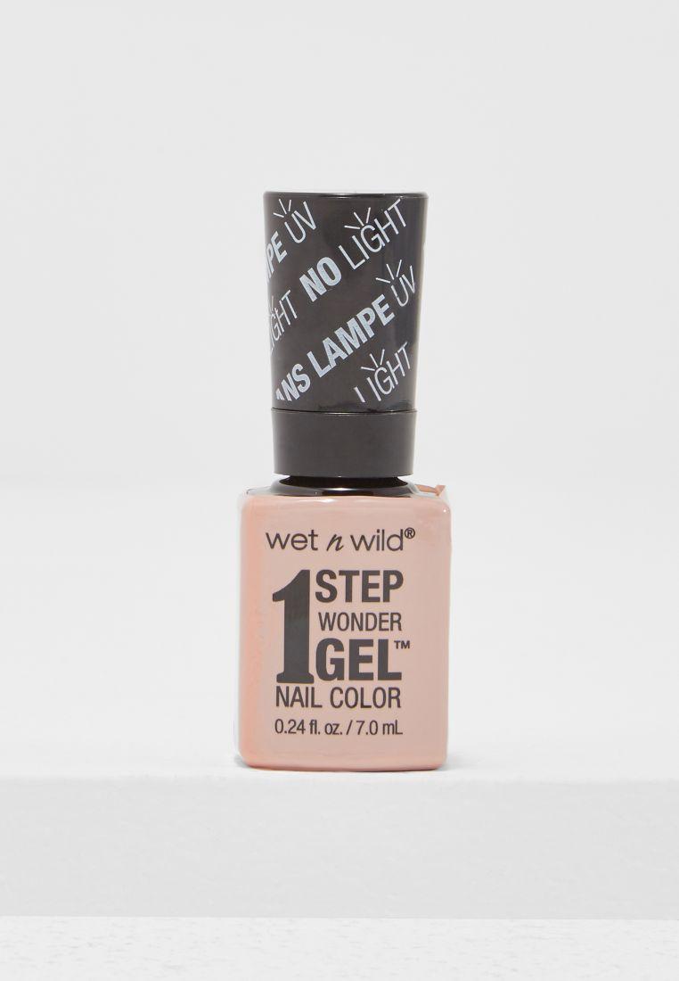 1 Step Wonder Gel Nail Color