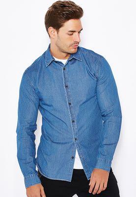 Mens Parka Coat Simple Solid Cotton Blends Buttons Men Jacket Discount Online Shopping