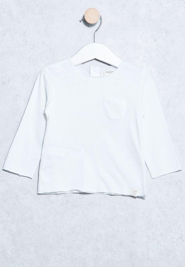 Infant Pocket T-Shirt