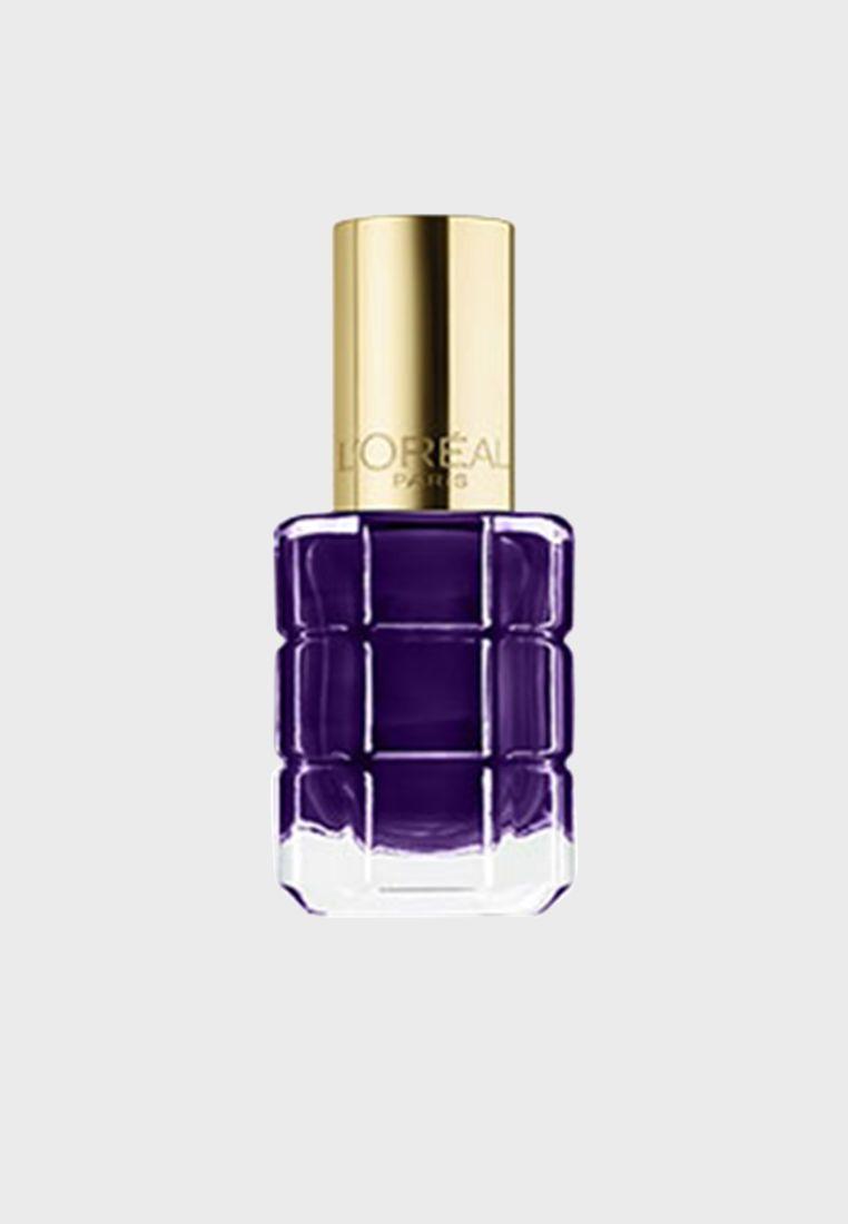 Color Riche Nails + Oil Violet De Nuit #334