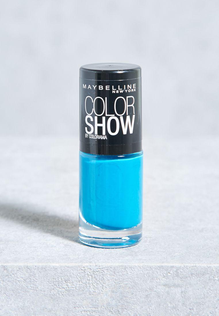 Color Show Nail Polish #654