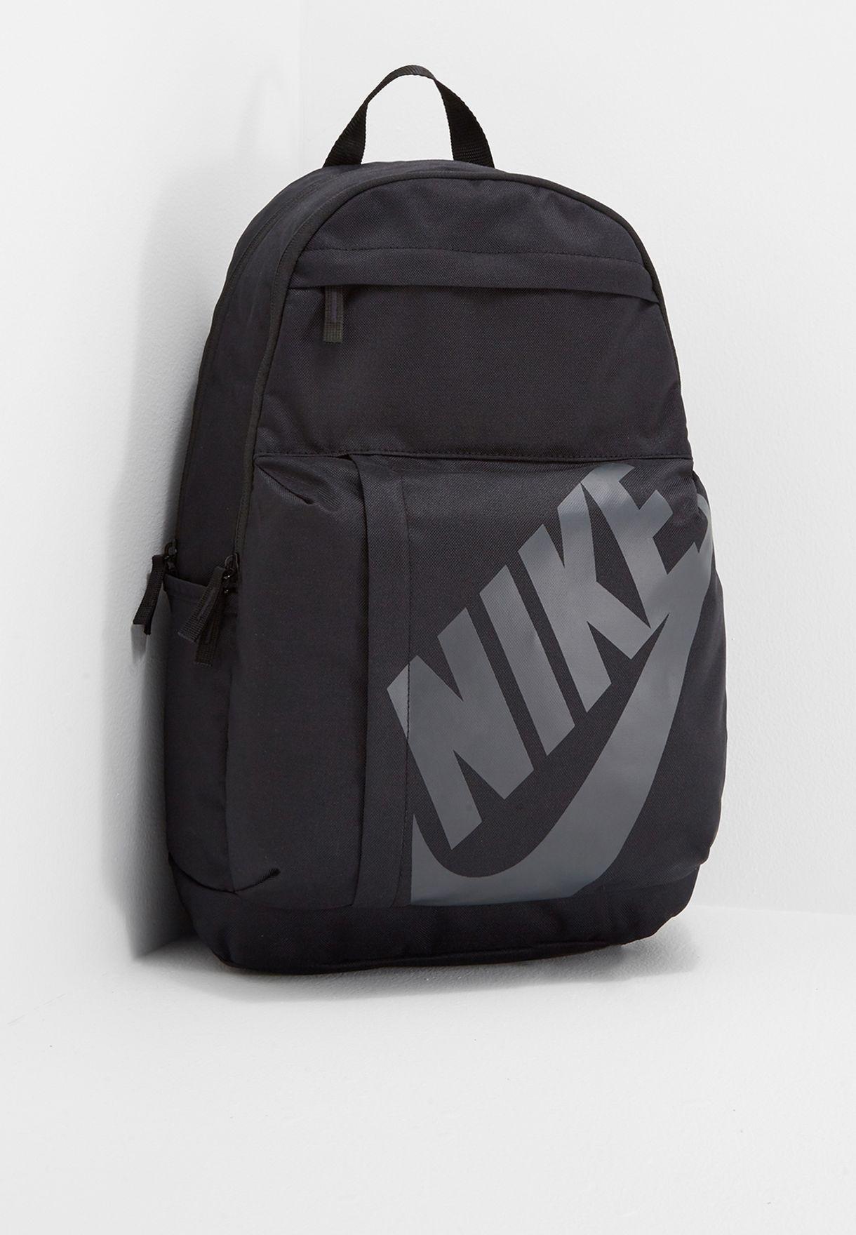 Shop Nike black Elemental Backpack BA5381-010 for Men in UAE ... 594a8d4a7ceb9