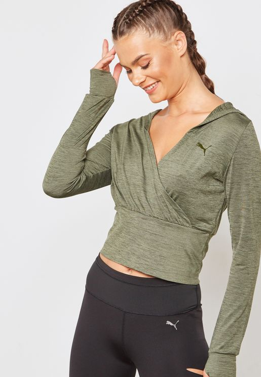 Soft Sport Coverup Hoodie