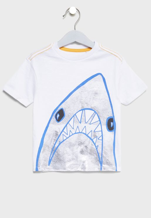 Infant Shark T-Shirt