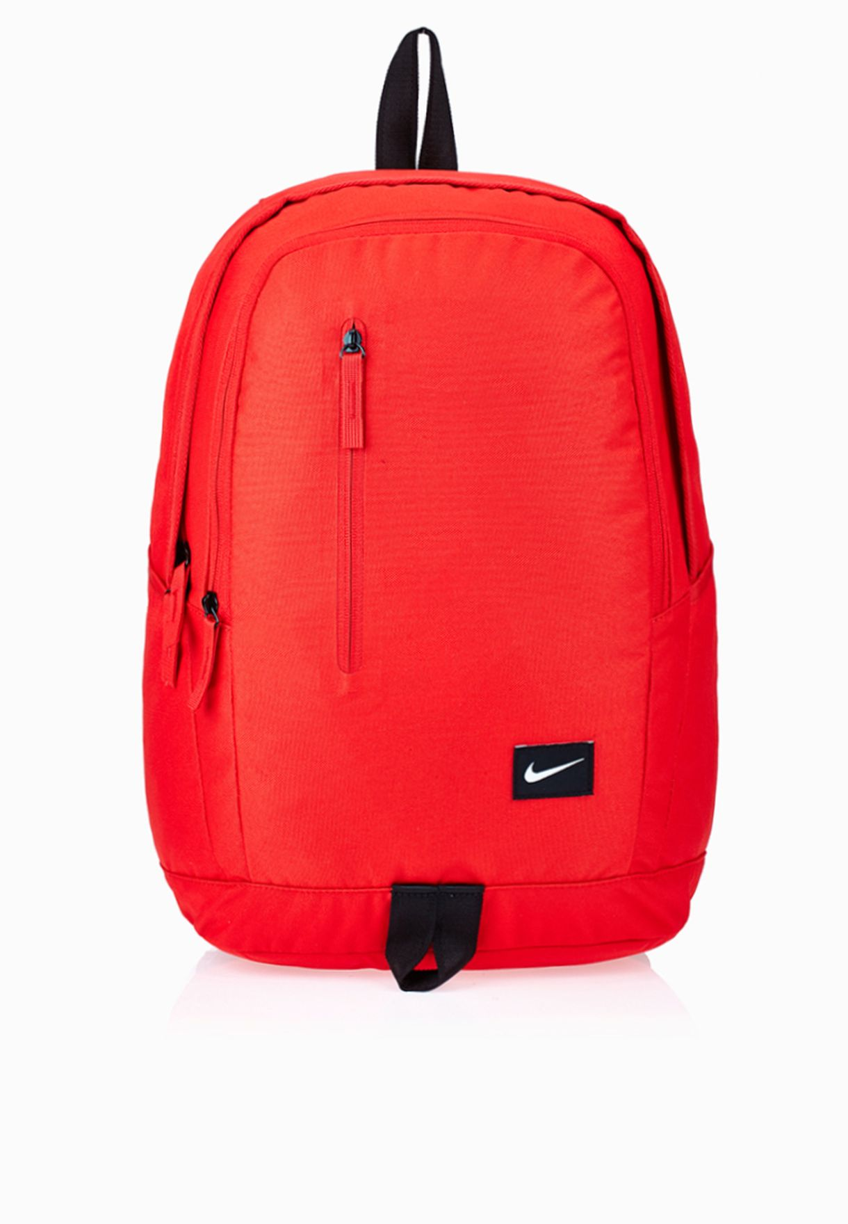 Shop Nike red All Access Soleday Backpack BA4857-616 for Women in Qatar -  NI727AC99CXS 754801ae88