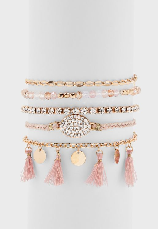 Multipack Larille Bracelets