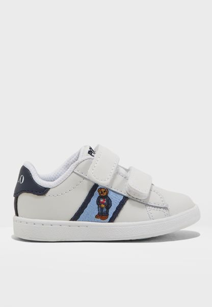 Infant Quilton Bear EZ Sneaker