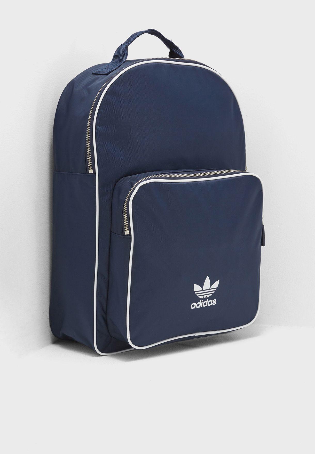 e2cd614d6f59 Shop adidas Originals navy adicolor Classic Backpack CW0633 for Men in Oman  - AD478AC99XXK