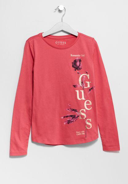 Little Romantic Girl T-Shirt