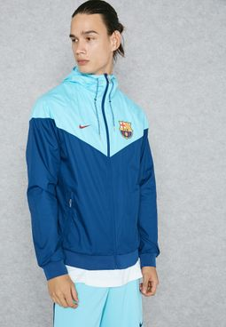 FC Barcelona 17/18 Authentic Hoodie