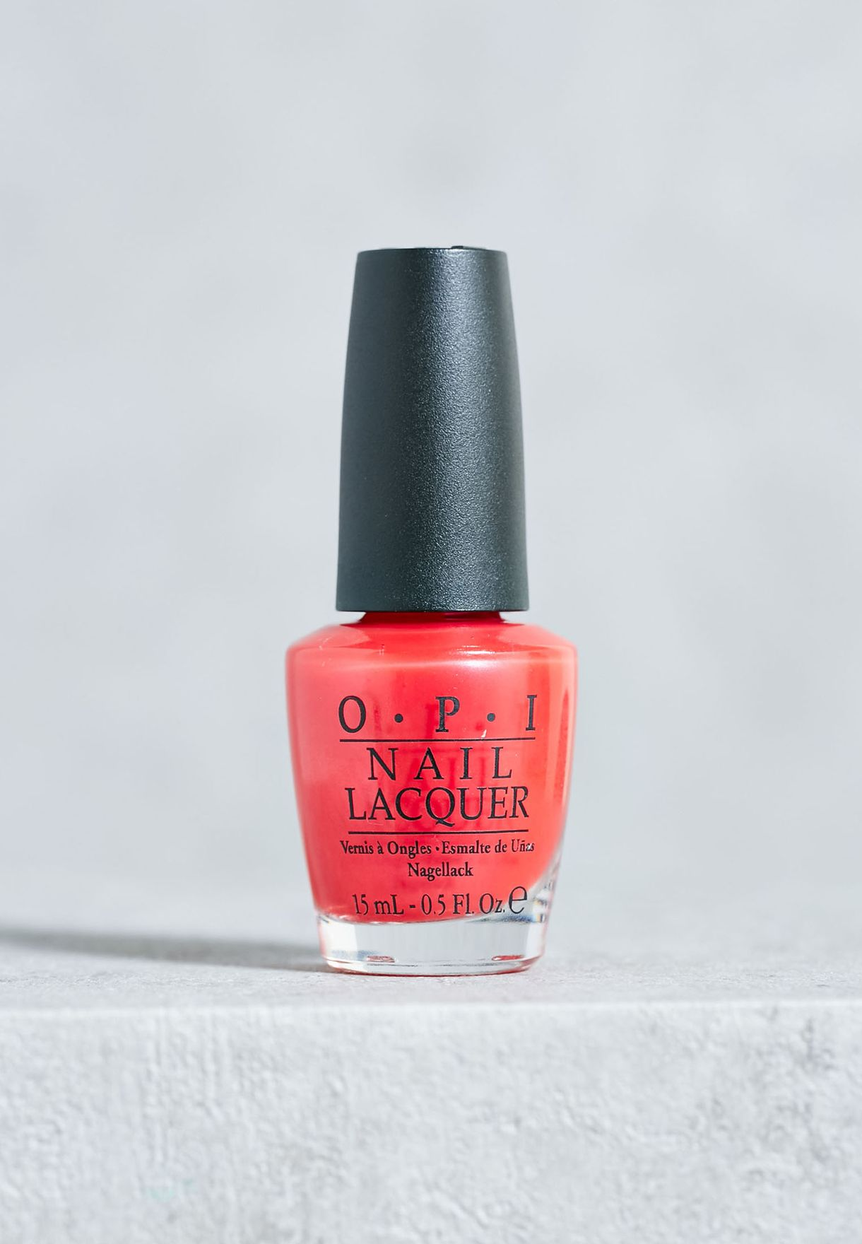 Nail Lacquer Pink Shatter