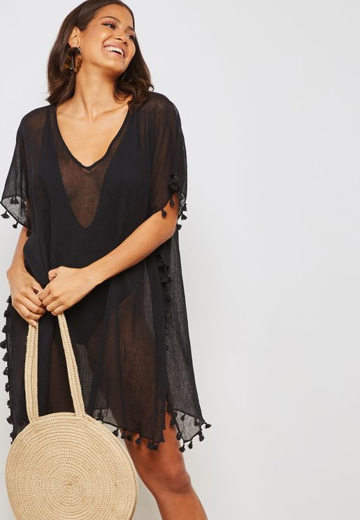 Fringed Kaftan
