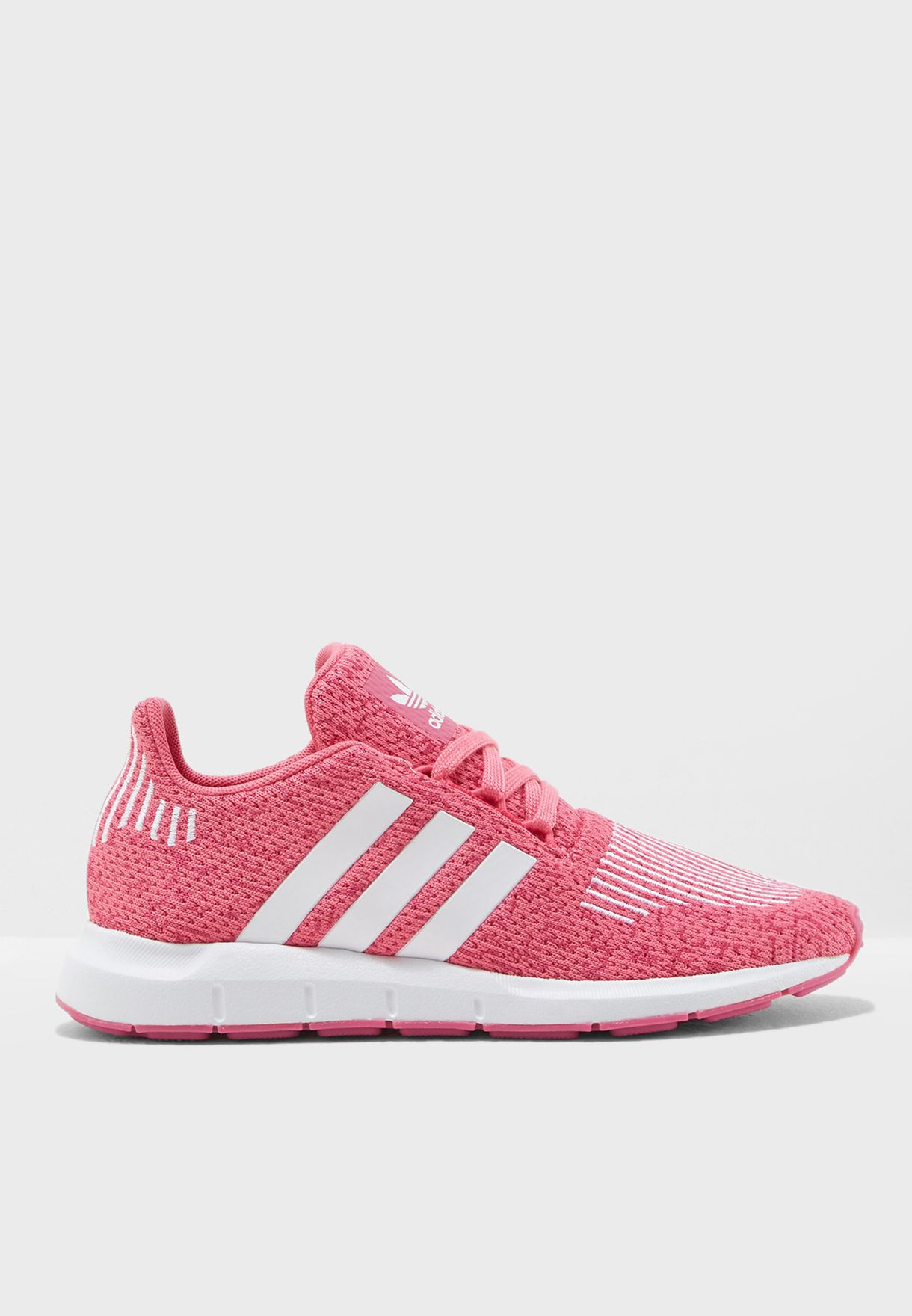 9fe69809b170a Shop adidas Originals pink Youth Swift Run B37117 for Kids in UAE ...
