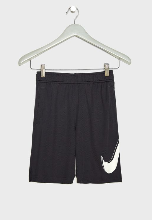 Youth Dri-FIT Swoosh Shorts