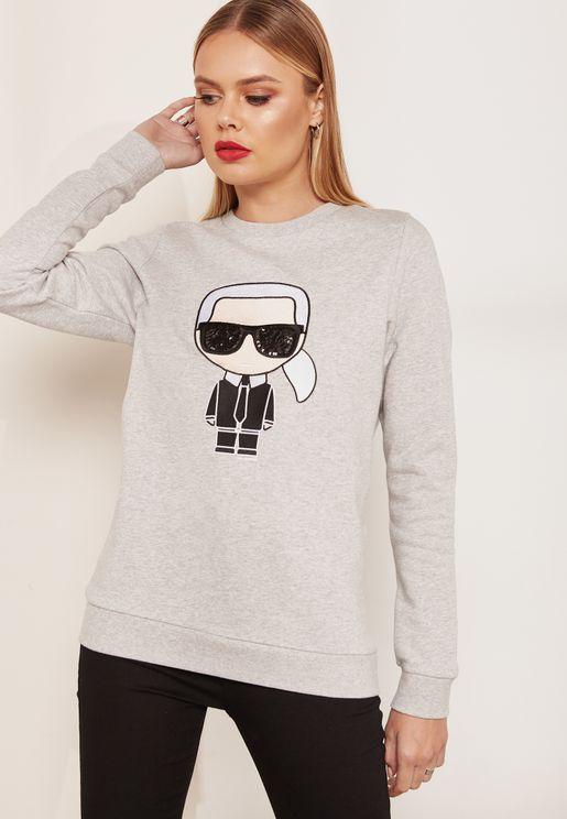 Karl Ikonik Sweatshirt