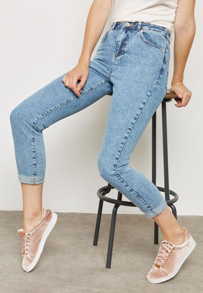 Ankle Grazer Jeans