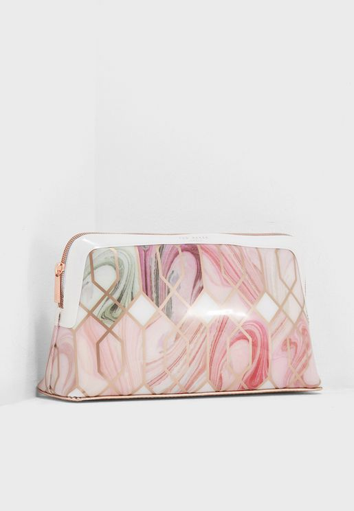 Elliee Sea Of Clouds Wash Bag