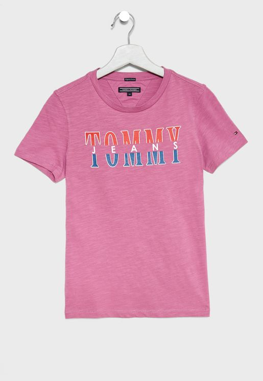 Teen Graphic T-Shirt