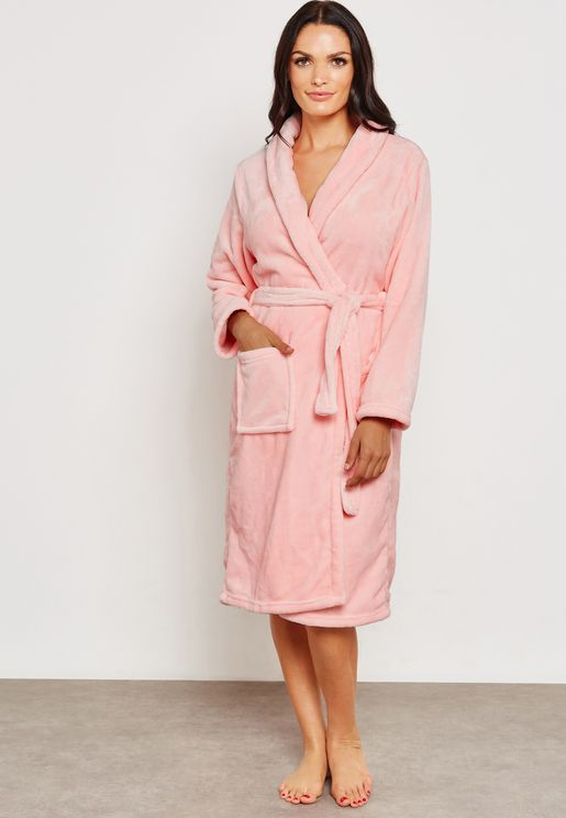 Soft Fleece Robe