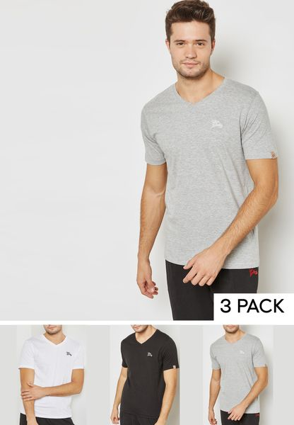 3 Pack T-Shirt