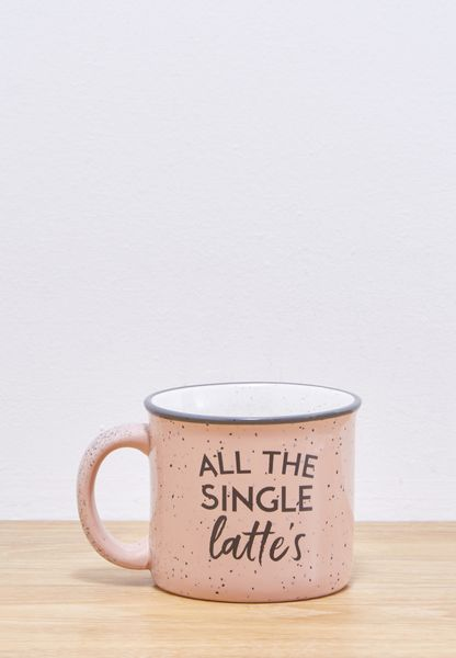All The Single Lattes Mug