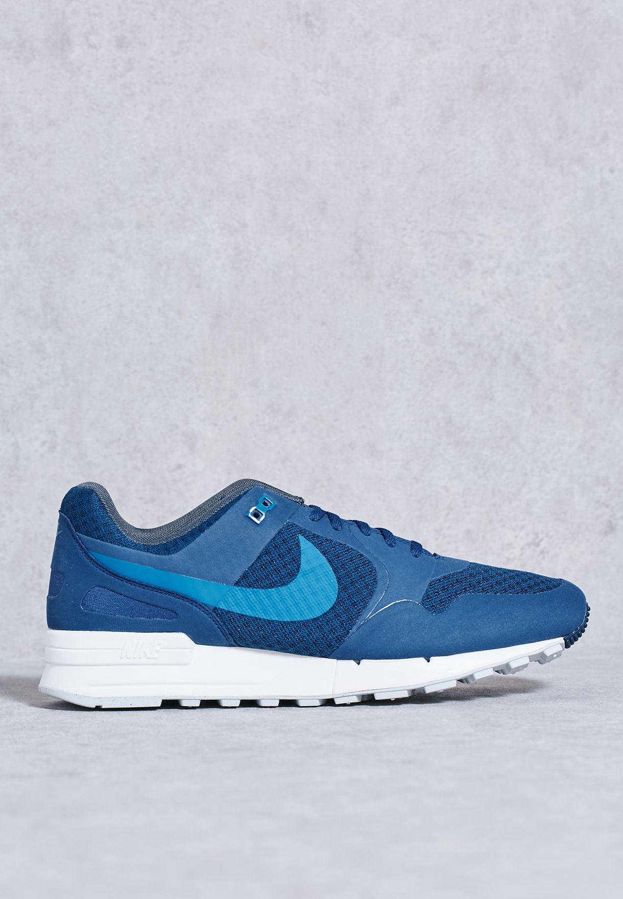 Shop Nike navy Air Pegasus   39 89 NS 833148-400 for Men in UAE ... 4ddd3f1c9