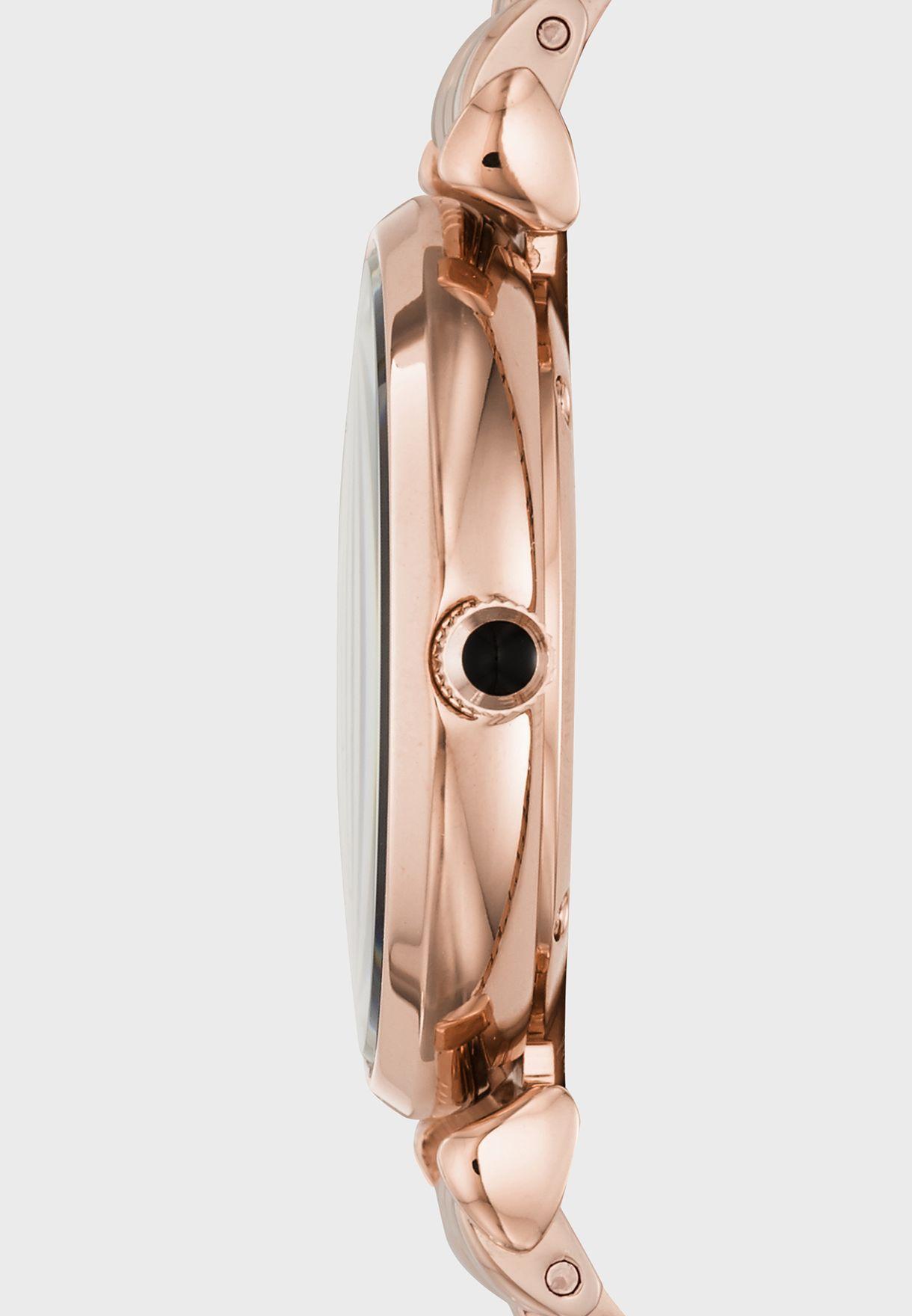 AR11145 Gianni T-Bar Dress Watch