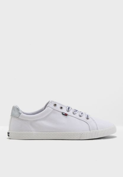Tommy Casual Lace Up Sneaker
